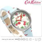 ショッピングキャスキッドソン 24日までエントリーで最大39倍 キャスキッドソン Cath Kidston ストロベリー 31mm CKL006WUS 腕時計