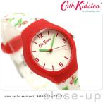 ショッピングキャスキッドソン キャスキッドソン Cath Kidston ストロベリー 32mm CKL023RW 腕時計