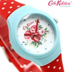 ショッピングキャスキッドソン キャスキッドソン Cath Kidston スプレーフラワー 32mm CKL024UR 腕時計