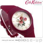 ショッピングキャスキッドソン 24日までエントリーで最大26倍 キャスキッドソン Cath Kidston レディース 腕時計 CKL029R