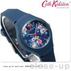 ショッピングキャスキッドソン 19日からエントリーで最大26倍 キャスキッドソン Cath Kidston ウィンドフラワー レディース 腕時計 CKL029U