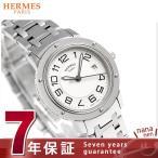 28日までエントリーで最大39倍 【あすつく】エルメス HERMES 腕時計 クリッパー レディース CP1.310.220/4966 28mm
