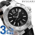 分割 無金利 BVLGARI DIAGONO 腕時計 アナログ DG40BSLD