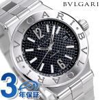 ブルガリ BVLGARI ディアゴノ 40mm 自動巻き メンズ 腕時計 DG40BSSD
