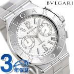 28日までエントリーで最大39倍 ブルガリ BVLGARI ディアゴノ 40mm 自動巻き メンズ DG40C6SSDCH 腕時計