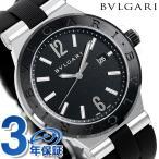 分割 無金利 BVLGARI DIAGONO 腕時計 アナログ DG42BSCVD