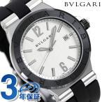 ブルガリ BVLGARI ディアゴノ 42mm 自動巻き メンズ DG42C6SCVD 腕時計