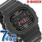 20日は全品5倍でポイント最大24倍 G-SHOCK Gショック メンズ 腕時計 DW-5600MS-1DR カシオ ジーショック G-ショック g-shock ブラック