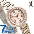 19日からエントリーで最大26倍 シチズン クロスシー エコドライブ電波時計 サクラピンク(R) EC1115-59W CITIZEN xC 腕時計
