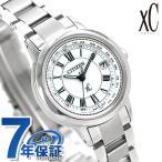 25日ならエントリーで最大25倍 シチズン クロスシー ティタニアライン 電波ソーラー EC1140-51A CITIZEN 腕時計