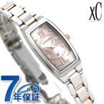 シチズン クロスシー XC ソーラー EG2874-57W 腕時計