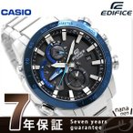 カシオ エディフィス メンズ 腕時計 Bluetooth モバイルリンク機能 EQB-800DB-1ADR CASIO EDIFICE ブラック