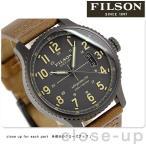 フィルソン マッキーノ フィールド 43mm メンズ 腕時計 10000303