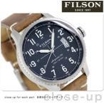 フィルソン マッキーノ フィールド 43mm メンズ 腕時計 10000306