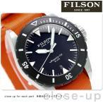 フィルソン ダイバーズ ダッチハーバー 43mm メンズ 腕時計 20001754