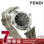 フェンディ モダ ダイヤモンド クオーツ レディース F271222DF 腕時計