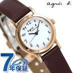 ショッピングアニエスベー アニエスベー レディース 時計 マルチェロ ソーラー FBSD962 agnes b.