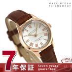 ショッピングマッキントッシュ 24日までエントリーで最大30倍 マッキントッシュ フィロソフィー クオーツ レディース 腕時計 FCAK993