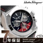 フェラガモ 1898 42mm クロノグラフ スイス製 腕時計 FFM100016 新品