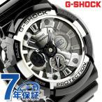 ショッピングG-SHOCK 22日ならクーポン利用で1212円OFF G-SHOCK Garish Black GA-200BW-1ADR メンズ 腕時計