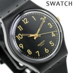スウォッチ スタンダードジェント ユニセックス 腕時計 GB274