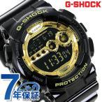 ショッピングG-SHOCK G-SHOCK Gショック メンズ 腕時計 GD-100GB-1DR カシオ ジーショック G-ショック g-shock
