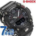 先着1,000円割引クーポンが使える! G-SHOCK Gショック マスターオブG マッドマスター アナデジ メンズ 腕時計 GG-B100-1ADR CASIO G-SHOCK オールブラック 黒