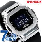 16日は全品5倍に+10倍でポイント最大22倍 Gショック G-SHOCK GM-S5600 メンズ 腕時計 GM-S5600-1DR カシオ CASIO オールブラック 黒
