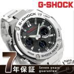 ショッピングShock G-SHOCK Gスチール 電波ソーラー 腕時計 GST-W110D-1AER Gショック