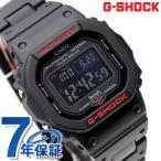 ポイント最大10倍 G-SHOCK デジタル 電波ソーラー Bluetooth モバイルリンク GW-B5600 メンズ 腕時計 GW-B5600HR-1DR カシオ Gショック オールブラック