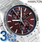 HAMILTON ハミルトン ブロードウェイ クロノグラフ 腕時計 H43516171