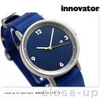 イノベーター ボールド 38mm クオーツ 腕時計 IN-0001-5 Innovator