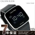 カルバンクライン Calvin Klein ck デュアルタイム 腕時計 フューチャー K5C21TD1