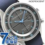 インディペンデント タイムレスライン 電波ソーラー KL8-619-54 腕時計