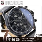 LUMINOX FIELD SPORTS BLACK OUT クロノグラフ 1861.BO