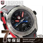 LUMINOX SXC STEEL GMT 5120 SPACE SERIES アナログ l5127