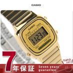 カシオ チプカシ スタンダードデジタル 海外モデル LA-670WGA-9DF 腕時計