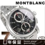 モンブラン スター 41810 クロノグラフ 自動巻き メンズ 102376 腕時計