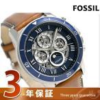 フォッシル グラントスポーツ サン&ムーン スケルトン ME3140 FOSSIL 腕時計