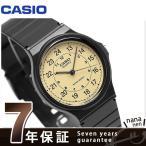 Yahoo!腕時計のななぷれ22日からエントリーで最大21倍 カシオ チプカシ クラシック ラウンド 海外モデル 腕時計 MQ-24-9BDF CASIO