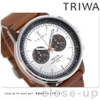 トリワ TRIWA ネビル ハバナ 42mm クロノグラフ NEAC102-ST010212 腕時計