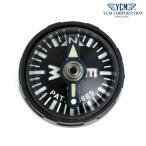 29日は全品5倍に+10倍でポイント最大20倍 コンパス 方位磁石 20気圧 日本製 陸上自衛隊 腕時計用 リストコンパス 大型 ダイバーコンパス YCM 50