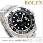 ロレックス ROLEX GMTマスター 2 40 自動巻き メンズ 腕時計 116710LN 新品