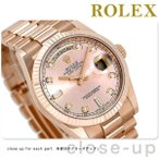 ロレックス ROLEX デイデイト 36 メンズ 時計 118235A ダイヤモンド 自動巻き 腕時計 新品