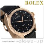 ロレックス ROLEX チェリーニ タイム 39 自動巻き ダイヤモンド 50605RBR 腕時計 新品