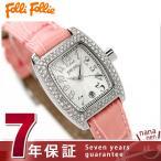 【あすつく】フォリフォリ Folli Follie 腕時計 レディース S922ZI-SLV-PNK フォリフォリ