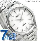 24日までエントリーで最大21倍 セイコー ドルチェ&エクセリーヌ 日本製 ソーラー メンズ SADL011 SEIKO 腕時計