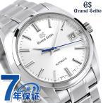 グランドセイコー 9Sメカニカル 40mm 自動巻き メンズ 腕時計 SBGR315 GRAND SEIKO シルバー