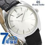 グランドセイコー 9Fクオーツ SBGX331 セイコー 腕時計 メンズ 38mm GRAND SEIKO 革ベルト アイボリー 時計