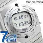 セイコー ジウジアーロ 復刻デザイン 限定モデル デジタル SBJG001 SEIKO 腕時計 シルバー